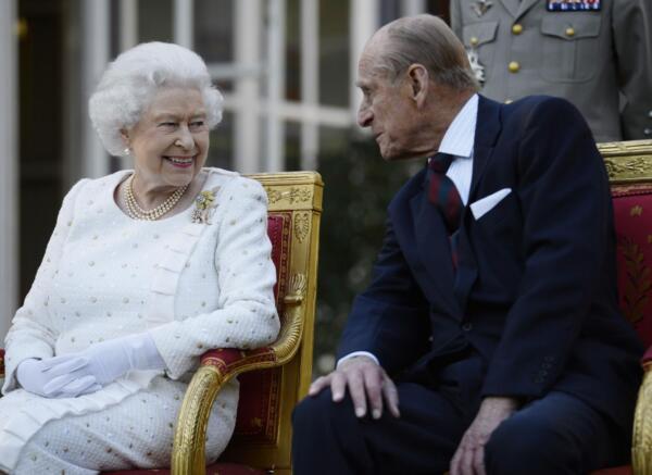 Morto il Principe Filippo d'Inghilterra