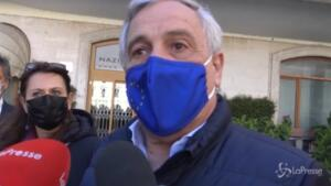 Turchia, Tajani