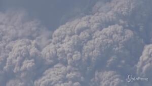 vulcano Soufrière