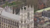 suonano le campane dell'Abbazia di Westminster