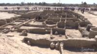 ritrovamento a Luxor