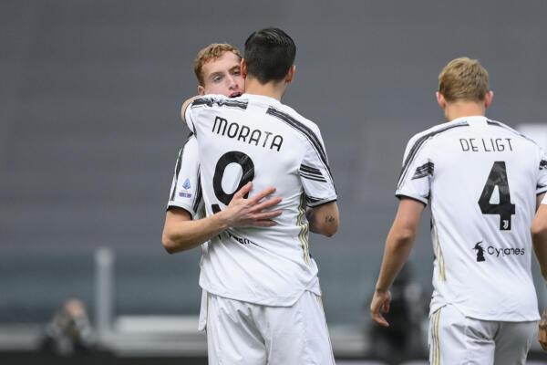 Serie A: vittorie per Juve, Napoli e Lazio