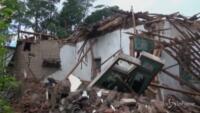 Terremoto sull'isola di Giava