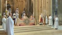 Cattedrale di Canterbury, messa in ricordo di Filippo