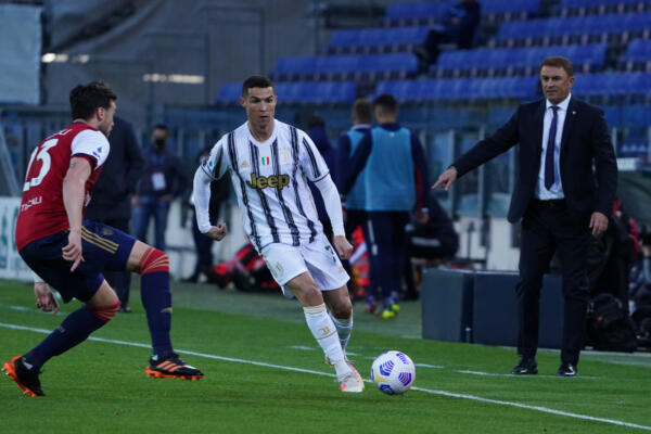 Cagliari vs Juventus - Serie A TIM 2020/2021