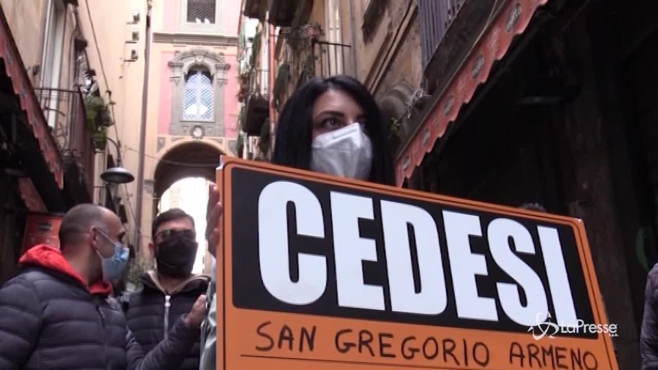 Cedesi San Gregorio Armeno