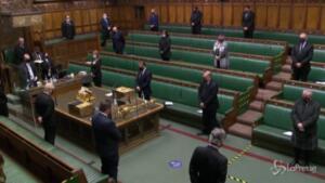 tributo della Camera dei Comuni al Principe Filippo