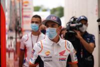 EMotoGp, Marquez: Bella sensazione tornare in pista