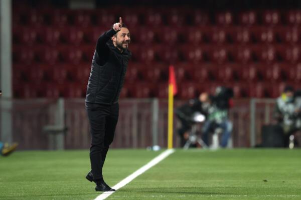 Benevento vs Sassuolo - Serie A TIM 2020/2021