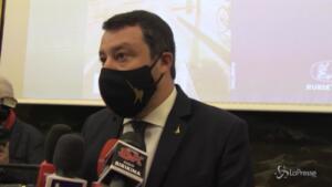 Salvini su sperimentazione Sputnik