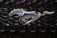 Il logo della Ford Mustang