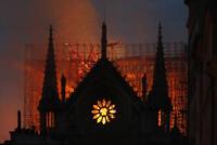 Incendio alla Cattedrale di Notre Dame