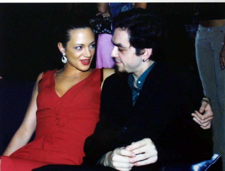 Morgan Asia Argento 2002