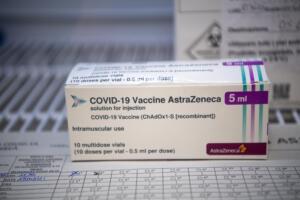 astrazeneca vaccini