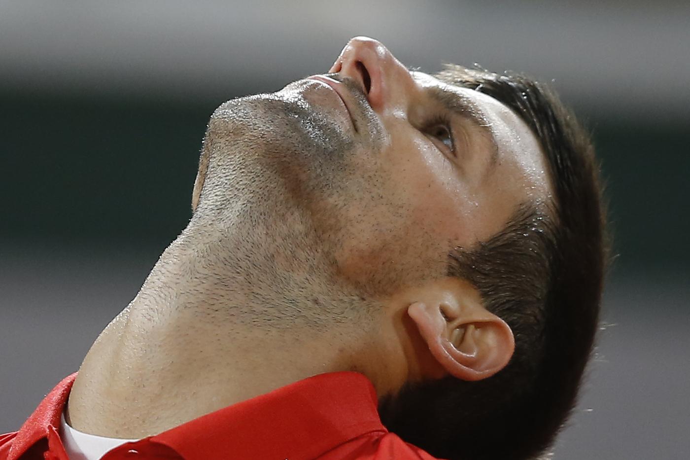 Tennis, Roland Garros la semifinale maschile: Novak Djokovic vs Stefanos Tsitsipas