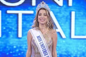 Finale di Miss Universo Italia 2020 a Roma