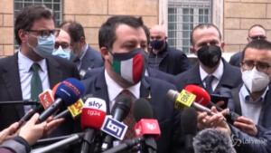Governo, Salvini
