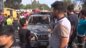 esplosione in mercato a Baghdad