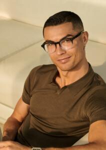 Cristiano Ronaldo presenta la nuova collezione Italia Independent