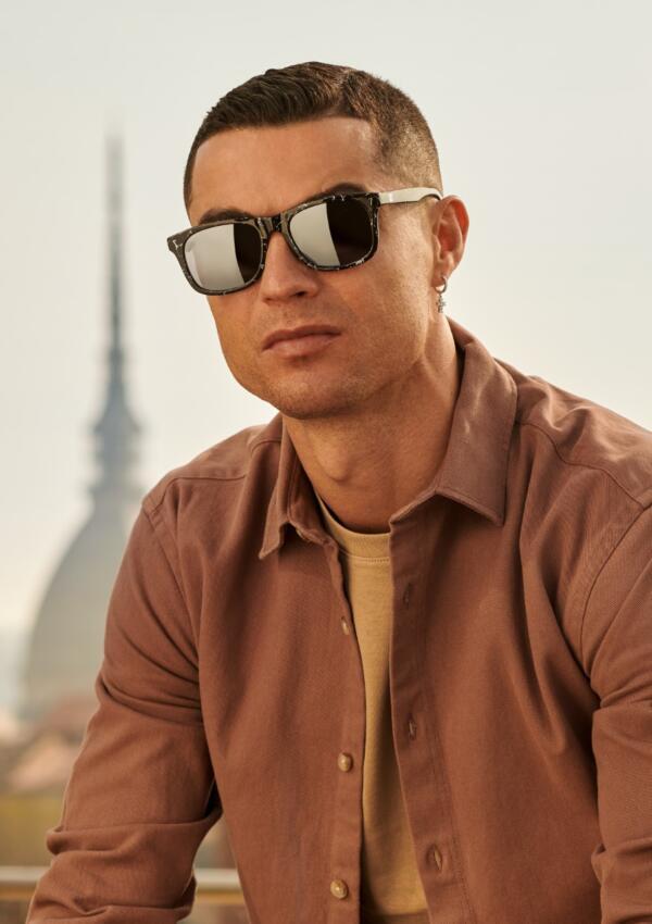 Italia Independent presenta la nuova collezione firmata da Cristiano Ronaldo