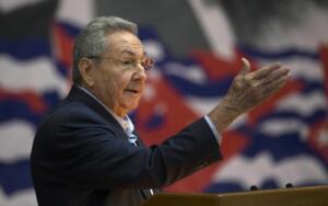 Fine dell'era Castro a Cuba: Raul lascia la guida del Partito comunista