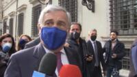Riaperture, Tajani