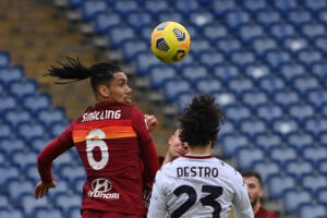 Roma vs Genoa - Serie A Tim 2020 2021