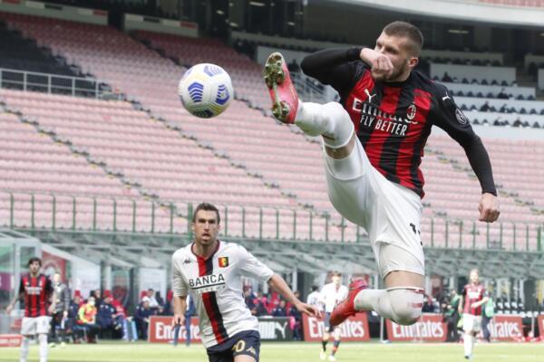APTOPIX Italy Soccer Serie A