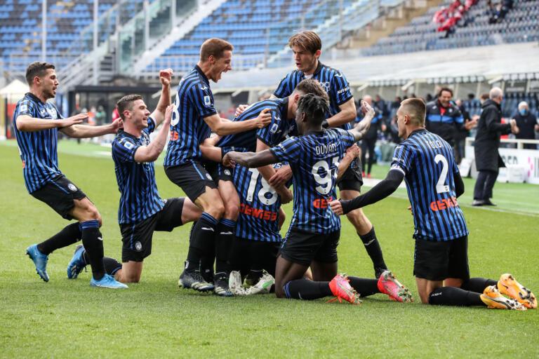 Atalanta vs Juventus - Serie A TIM 2020/2021