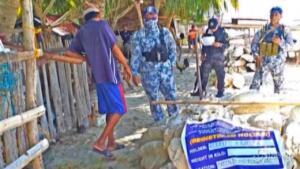 vongole giganti: quattro arresti