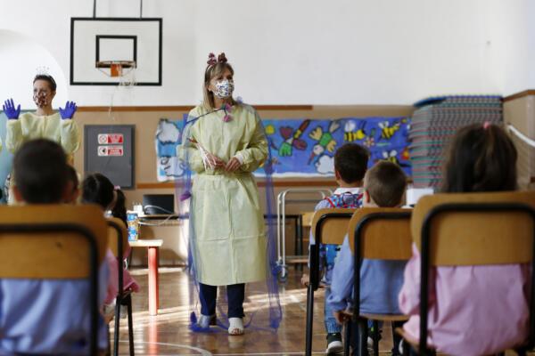 Covid scuola, Inizio delle attività di Test Salivari nelle scuole