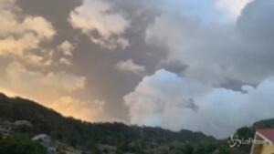 vulcano Le Soufriere