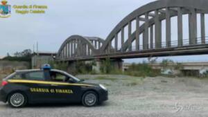 sequestrato ponte a rischio crollo a Melito Porto Salvo
