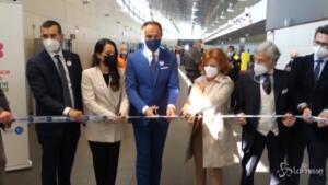 Inaugurato hub aeroporto Torino