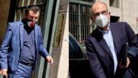 Salvini e Letta d'accordo sulla Superlega