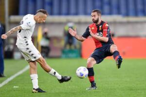 Genoa vs Benevento - Serie A TIM 2020-2021