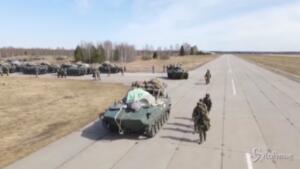 Russia avvia maxi-esercitazione militare in Crimea