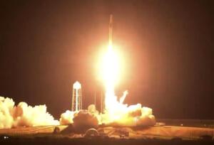 NASA, il lancio della missione di SpaceX Crew Dragon 2