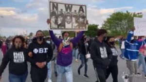 proteste in North Carolina