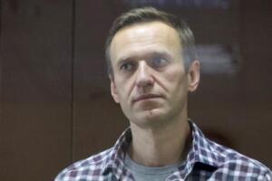 navalny sciopero fame fine