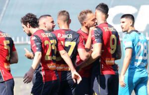 Genoa vs Spezia - Serie A TIM 2020-2021