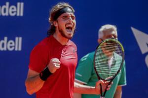 Tennis: ATP Barcellona 2021, Sinner vs Tsitsipas