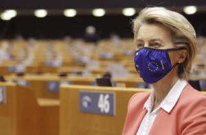 Sofagate in Turchia, Von der Leyen alla plenaria del Parlamento europeo