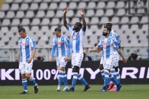 Torino vs Napoli - Serie A TIM 2020/2021