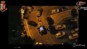 Operazione antimafia a Bari: 99 arresti