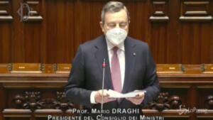 Piano di ripartenza, Draghi