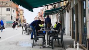 Venezia riparte, i ristoratori