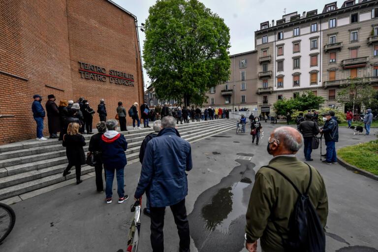 Addio a Milva, la camera ardente a Milano presso il Piccolo Teatro Strehler
