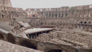 riapre il Colosseo