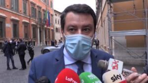 Coprifuoco Salvini